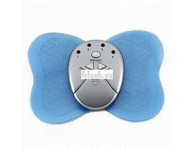 Electroestimulador de gimnasia pasiva Mini Butterfly. Reduce grasas A645