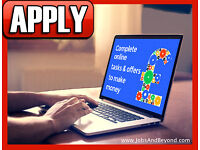 [START NOW] Earn Money Completing Our Simple Online Tasks - Part Time No Experience Work From Home!