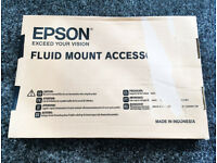 Epson Brand New Genuine Fluid Mount Perfection Scanning Oils/Fluids, Black
