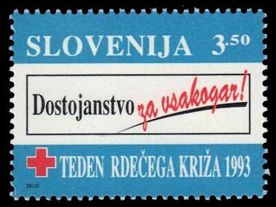 "SLOVENIA RA4 - Slovene Red Cross Fund ""Postal Tax"" (pa37673)"