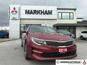 2016 Kia Optima EX - 1OWNER|SENSORS|BLINDSPOT|SUNROOF|