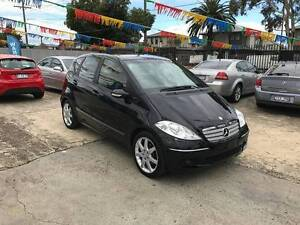 2007 MERCEDES BENZ A200 AVANTGARDE 5 DR HATCHBACK LOW KMS AUTO!!! Altona North Hobsons Bay Area Preview