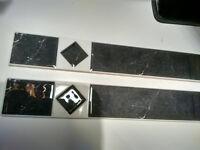 Ceramic Border Tiles 36 pcs