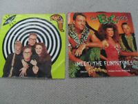 TWO B52'S PICTURE SLEEVE SINGLES. NO REASONABLE OFFER REFUSED