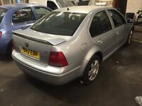 vw bora 1.9 tdi pd 130 breaking for spares