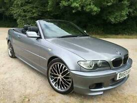 BMW 330 CI CONVERTIBLE * reduced*