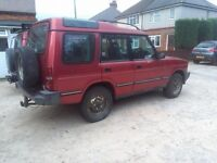 landrover discovery 1 ideal for parts
