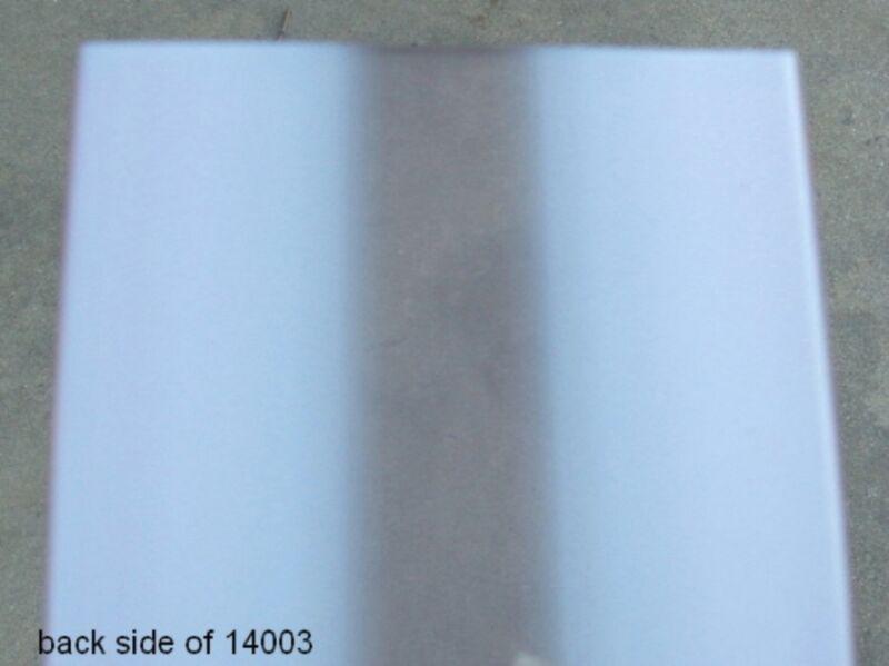 Cellulose acetate plastic - Mazzucchelli Vintage Raw Original Extruded Sheets!!
