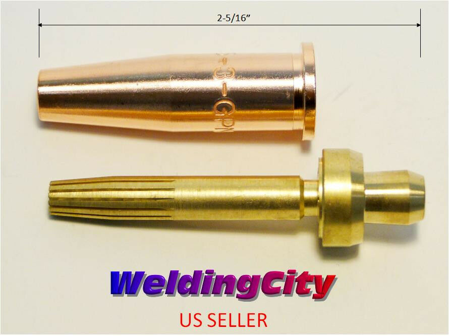 WeldingCity Propane//Natural Gas Cutting Tip GPN-2 Victor TorchUS Seller Fast