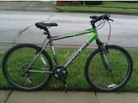 Trek adults front suspension moutain bike