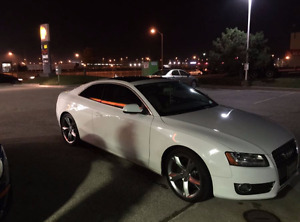 2010 Audi A5 Quattro Coupe (2 door) - Needs Timing/New Engine