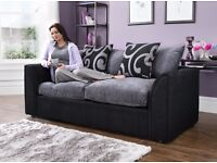3 & 2 Seater Florence Sofas set under one year old