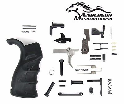 Anderson Manufacturing Complete Lpk Parts Kit W  Stainless Steel T H Upgrade