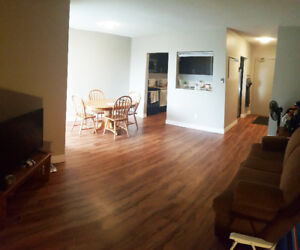 Large 2 bedroom assignment AUG 1st to NOV 30th - St Catharines