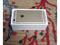iPhone 6 64GB Gold unlocked. £175