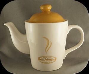Tim Hortons Limited Edition 2 cup teapot