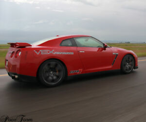 900HP Nissan GT-R ($100000 in parts) AMS ALPHA 9 - $84,900 OBO