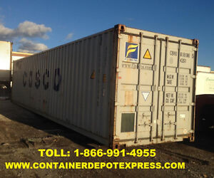 Used Steel Storage Containers / Steel Shipping Containers Peterborough Peterborough Area image 6
