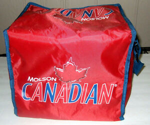 MOLSON CANADIAN COOLER BAG Windsor Region Ontario image 1
