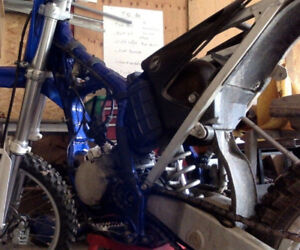 Looking For Yz 125 Parts