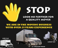 RELIEVE THE STRESS WITH QUALITY MOVERS