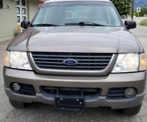 2003 Ford Explorer XLT SUV, Crossover 4x4