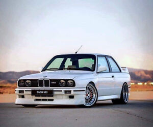 Want to buy old BMW M3 E30 M6 E24 3.0 2800 E9 CS  M5