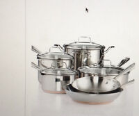 Emeril Stainless Steel Cookware Set