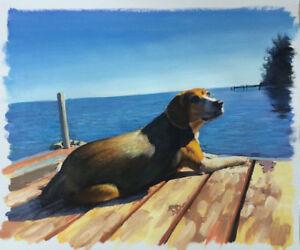Commission an Oil Portrait of your Pet