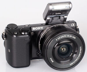Boitier Sony Nex-5T comme neuf (shutter count: 1900)