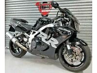 SOLD. BIKES WANTED. SELL US YOURS 97 P HONDA CBR 900 RRV FIREBLADE 918 HPI CLEAR