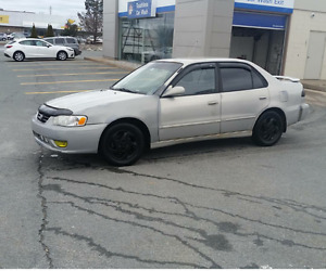 2001 corolla S! MVI not expired and 500$