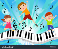 PIANO LESSONS AND VOCAL / SINGING COACH