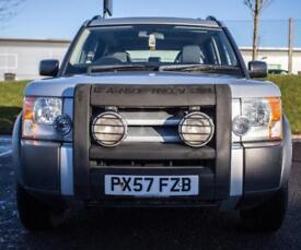 Land Rover Discovery TDV6 GS E4
