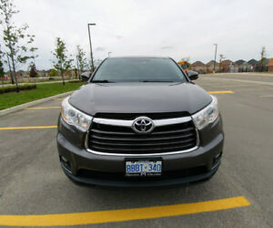 2015 Toyota Highlander LE Leather Buck up Cam DVD