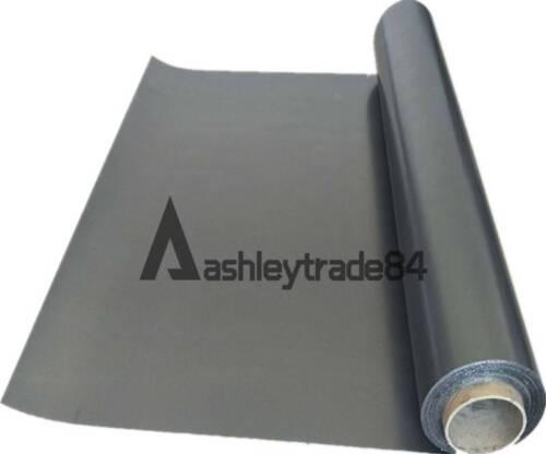 99.5% 0.8mm x 300mm x 300mm Pure Graphite Flexible Foil Sheet Graphoil Gasket