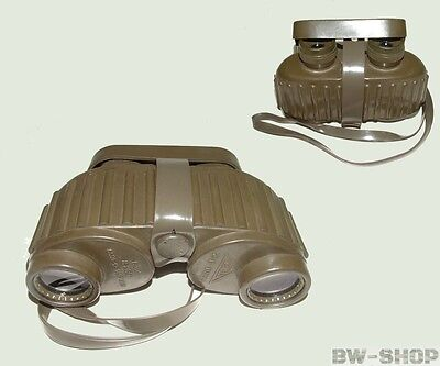 ORIGINAL BUNDESWEHR FERNGLAS 8x30 B-WARE STEINER FERO - D12 BW ARMY BINOCULAR
