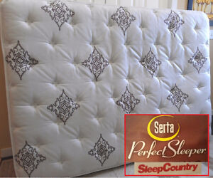 Quality PILLOW-Top, Clean! Sleep Country DOUBLE Bed Set