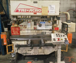 23 TON 6' TriAcro Press Brake