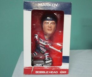 Andrei Markov Bobblehead West Island Greater Montréal image 1