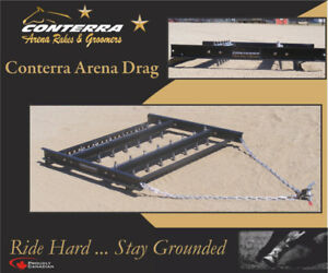 Conterra Arena Drag Blow Out! $399.00