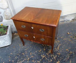 ANTIQUE CABINET SHABBY CHIC, SMALL CHEST, West Island Greater Montréal image 6