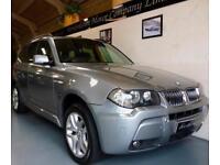 2005 BMW X3 3.0 d M Sport 5dr