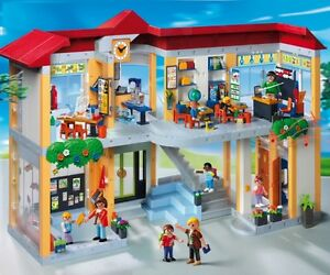 Playmobil #4323 Large School COMPLETE!!! Condition is MINT!! Cambridge Kitchener Area image 9