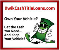 Fast Cash Car Title Loans in Vancouver!
