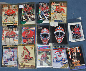 15 Patrick Roy Hockey Card Collection - various Promo Cards & Windsor Region Ontario image 1