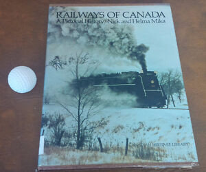 Railways of Canada, A Pictorial History, 1972