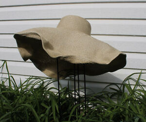 Filippo Catarzi - Floppy Brim Beach Hat - Beige Kitchener / Waterloo Kitchener Area image 1