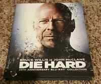 Die Hard 25th Anniversary Blu Ray Collection