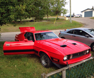For Sale 1973 Mach1 Mustang